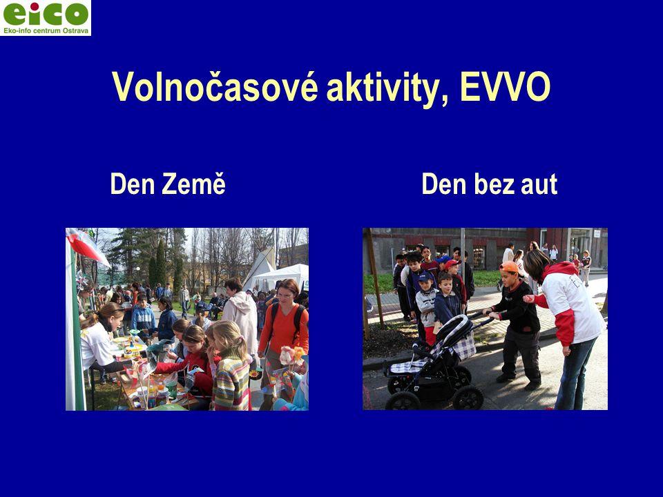 Volnočasové aktivity, EVVO Den Země Den bez aut