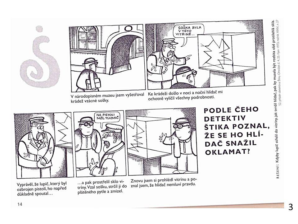Jiří Lapáček 1924 - 2000 šéfredaktor časopisu Zlatý máj komiks psal anonymně jako inspirace mu posloužil detektiv Ludovic, později Ludo, z časopisu Pif dále se tvorbě pro děti nevěnoval