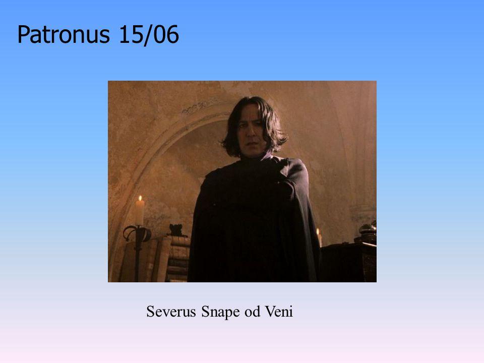 Severus Snape od Veni Patronus 15/06