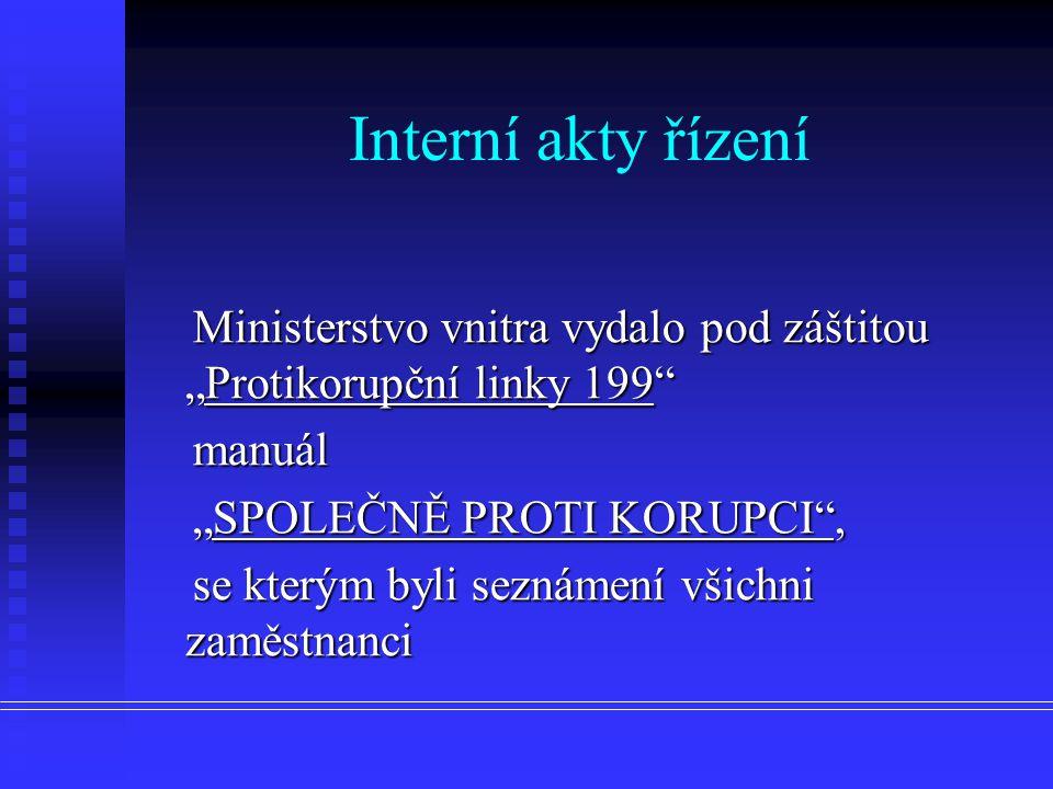 Nejdůležitější opatření Veřejné zakázky malého rozsahu (do 1 mil.
