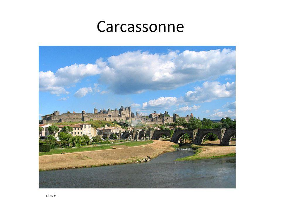 Carcassonne obr. 6
