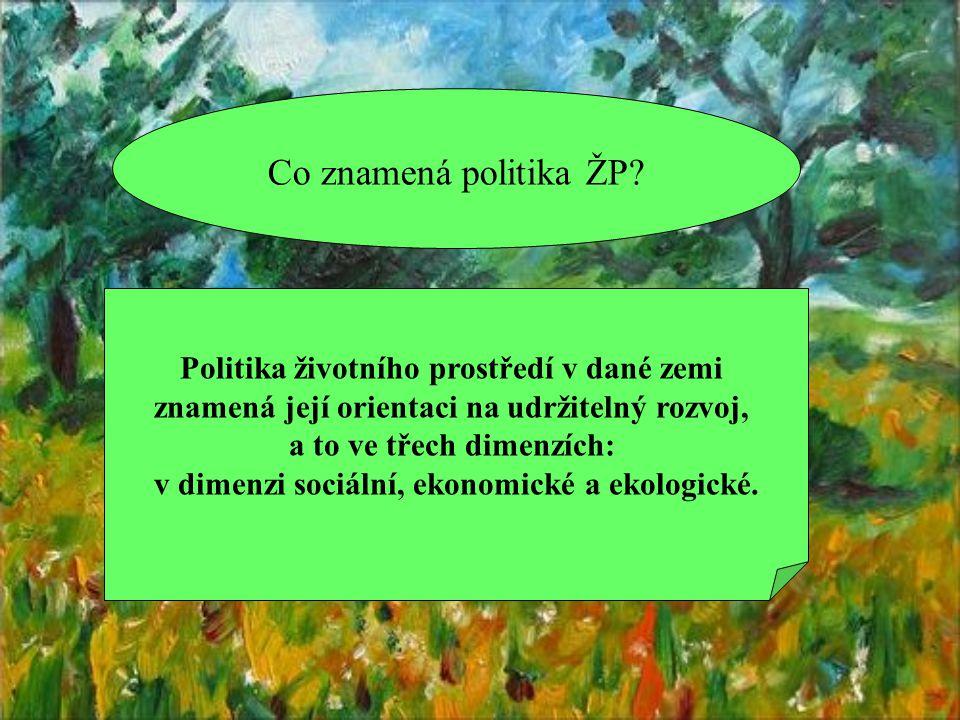 """Dobrovolné nástroje Podpora rozvoje a implementaci stavajicích DN: Označování ekologicky šetrných výrobků Zavádění EMAS a ISO 14000 Principy čistší produkce Zelené nakupování Rozpracování a připrava IPP v souladu s postupy EU Zabezpečení informovanost podnikatelské a spotřebitelské sfery Poporovat """" ozeleňování státní administrativy"""