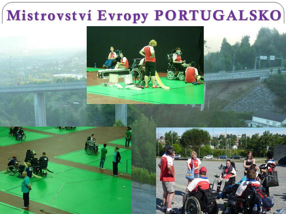 Mistrovství Evropy PORTUGALSKO