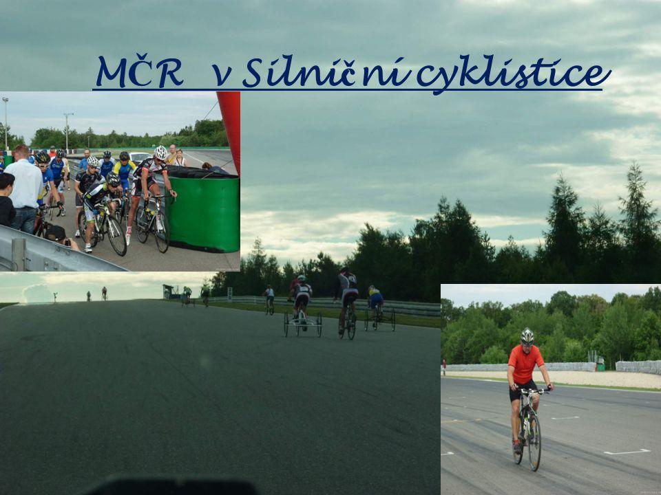 M Č R v Silni č ní cyklistice