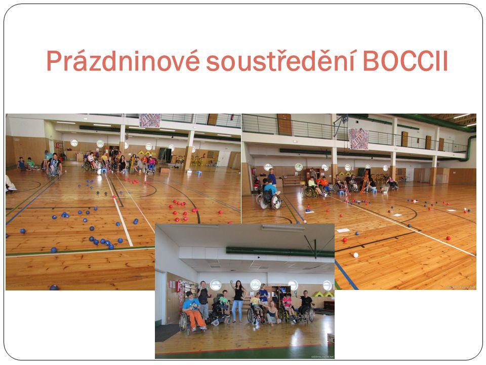 Prázdninové soustředění BOCCII