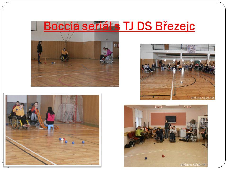 OZP CUP v boccie 2. kolo 2. a 3. ligy Plzeň