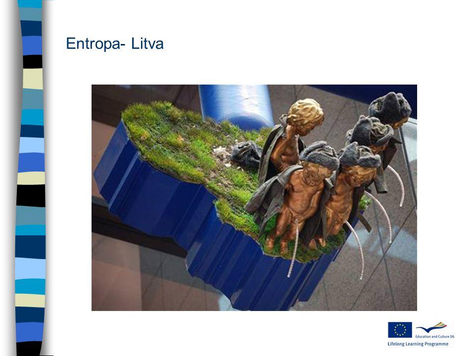 Entropa- Litva
