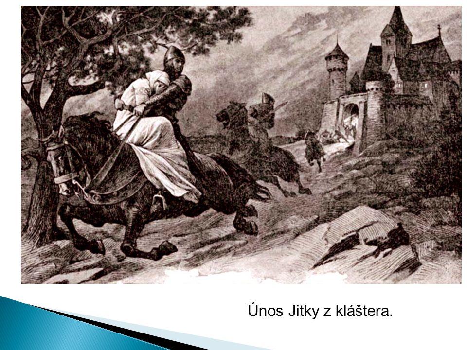 Únos Jitky z kláštera.