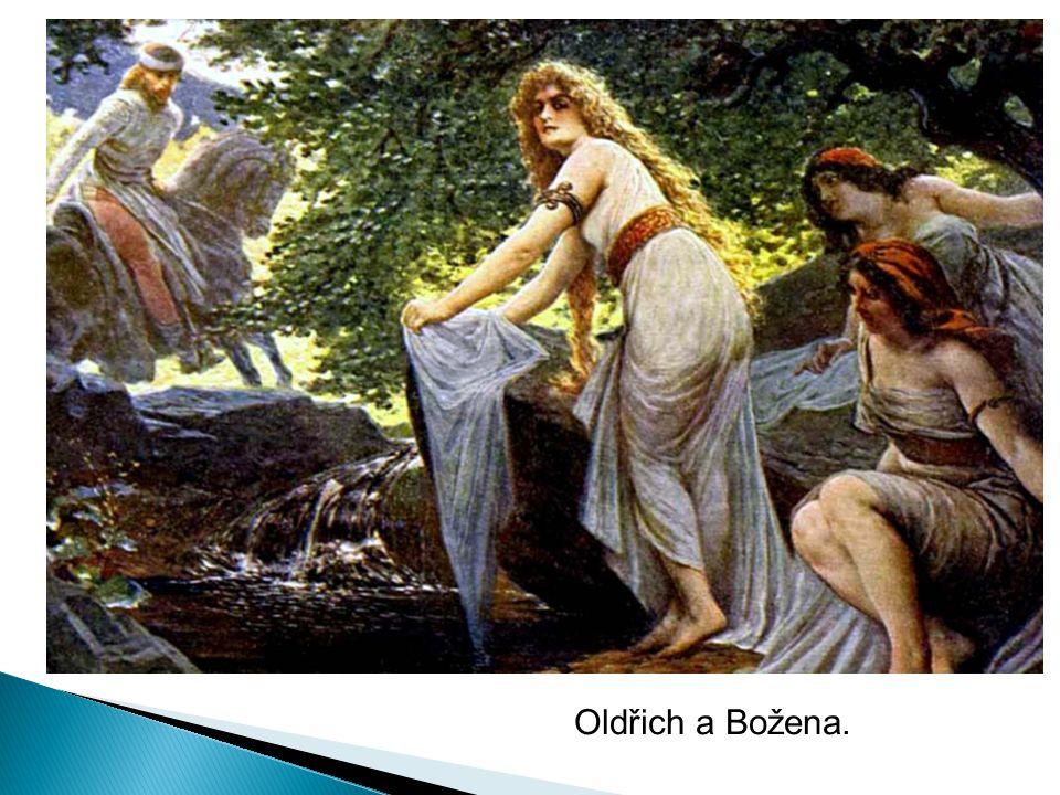 Oldřich a Božena.