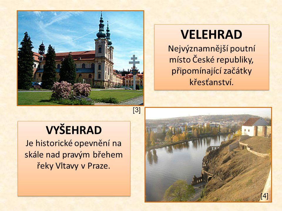 PRAŽSKÝ HRAD Je sídlo českých panovníků a od roku 1918 sídlo prezidenta republiky.