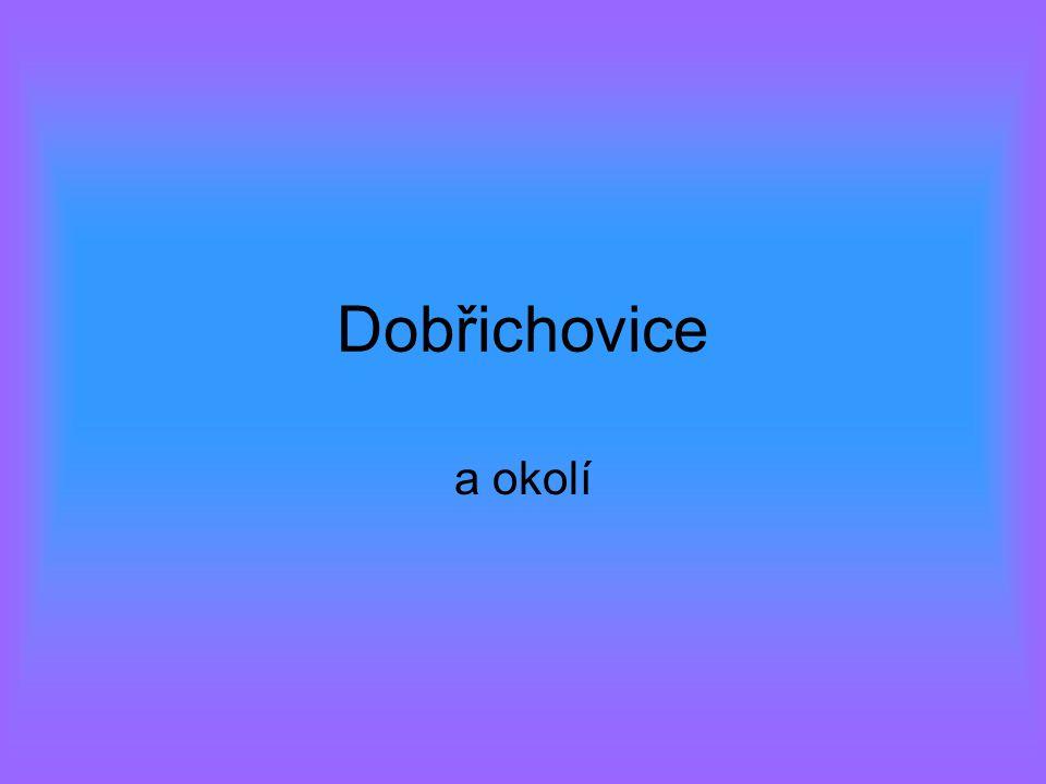 Dobřichovice a okolí