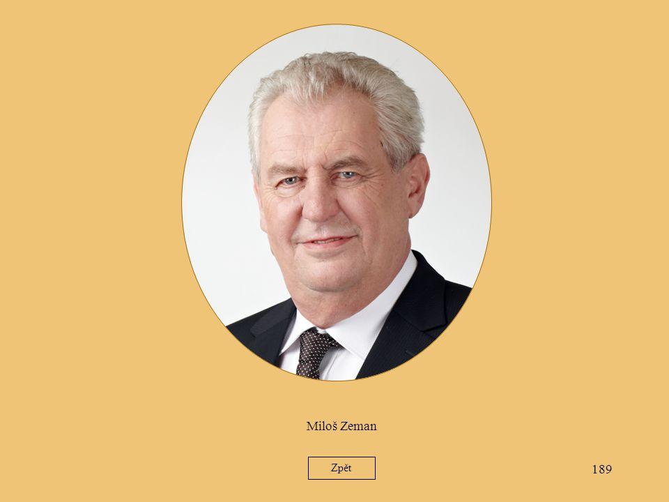 Václav Klaus Zpět
