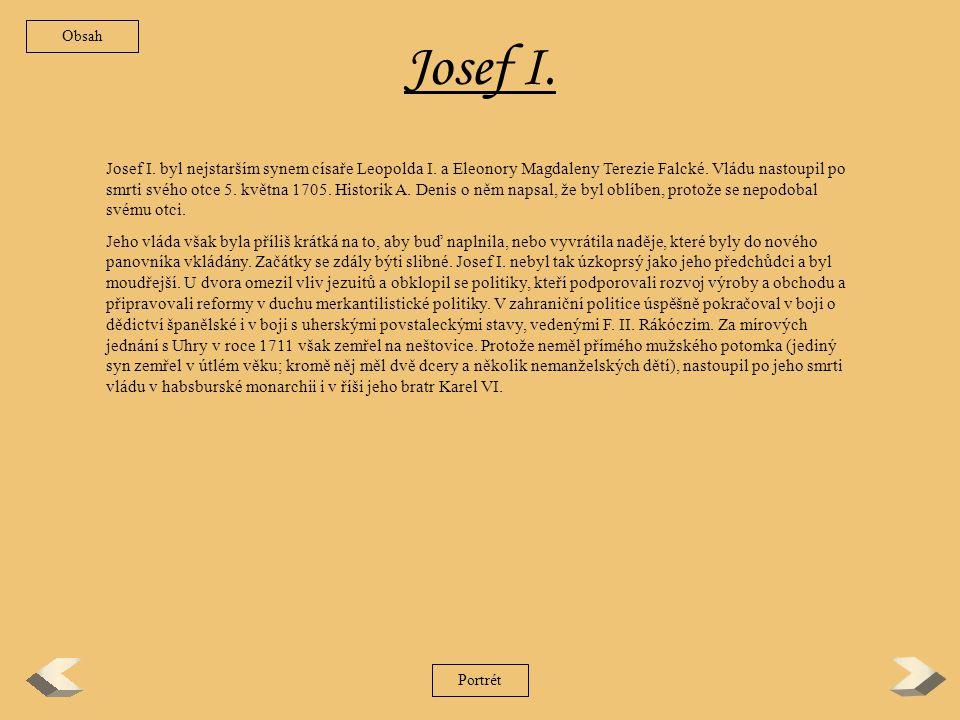 Leopold I.Téměř půlstoletí trvající vláda Leopolda I.
