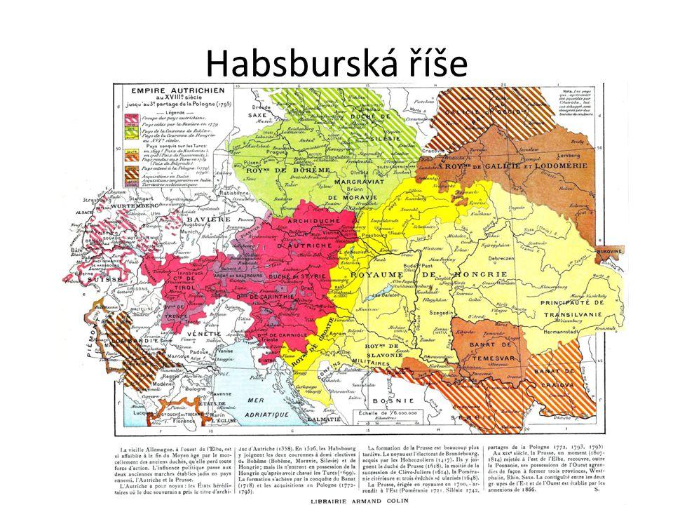 Praha před nástupem Habsburků 1493