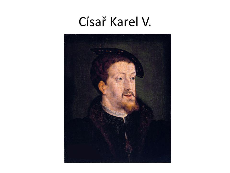 Císař Karel V.
