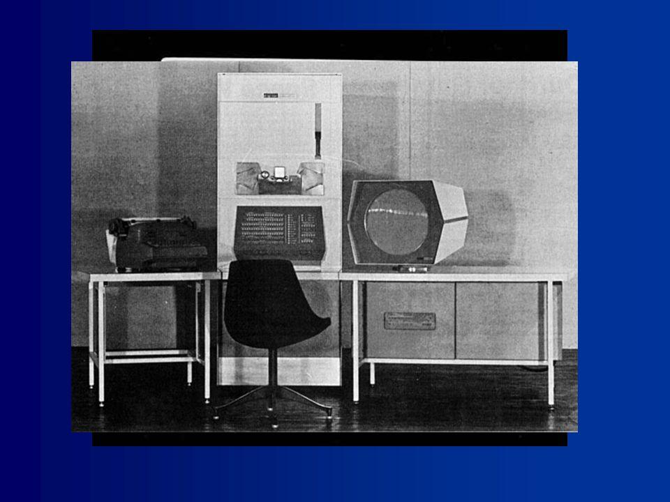  V roce 1949 až 1969 vyšlo několik desítek her mezi ně patří Pong, Spacewar a několik baseballových her.