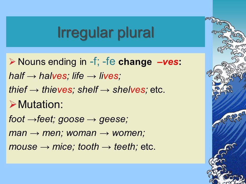 Zero plural  Name of certain animals (hunting): deer; salmon; sheep; etc.