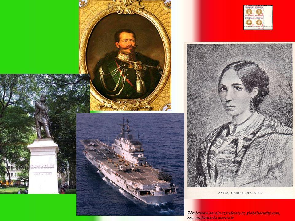 Garibaldi se do Itálie vrátil r.1854 r. 1859 vypukla Rakousko-Sardinská válka.Garibaldi byl jmenován velitelem sardinských vojsk S dobrovolníky porazi