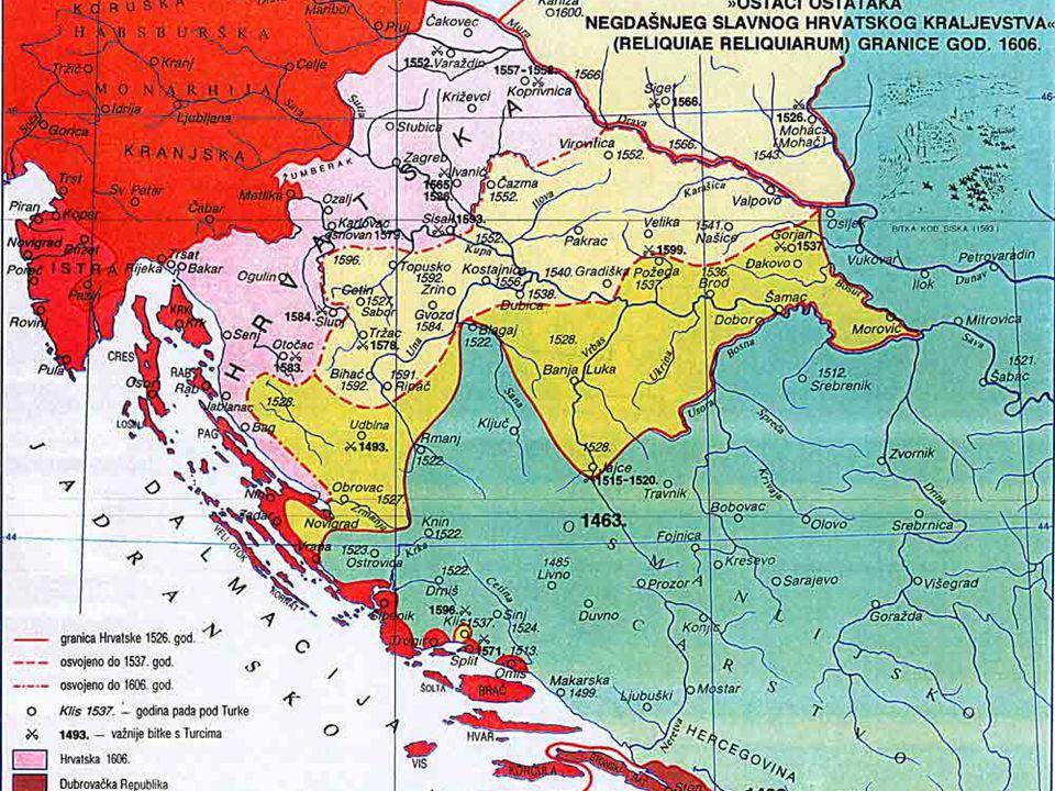 Politická a ideová východiska chorvatských národně- integračních ideologií 19. století6