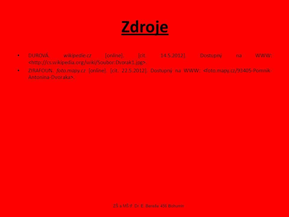 Zdroje DUROVÁ. wikipedie.cz [online]. [cit. 14.5.2012].