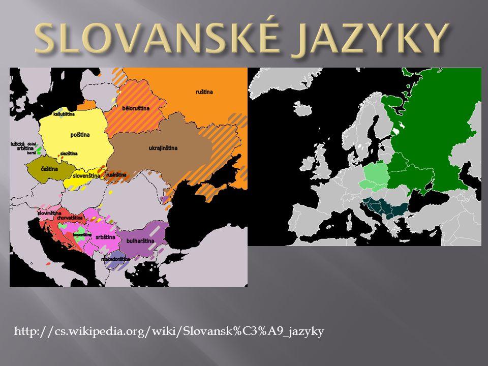 http://cs.wikipedia.org/wiki/Slovansk%C3%A9_jazyky