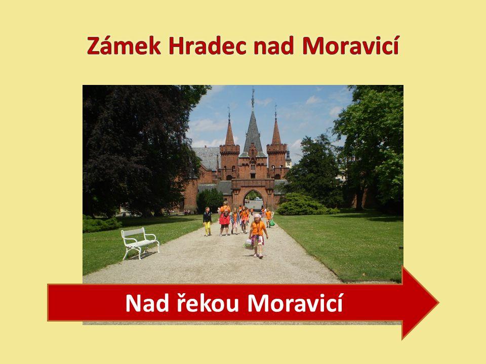Nad řekou Moravicí