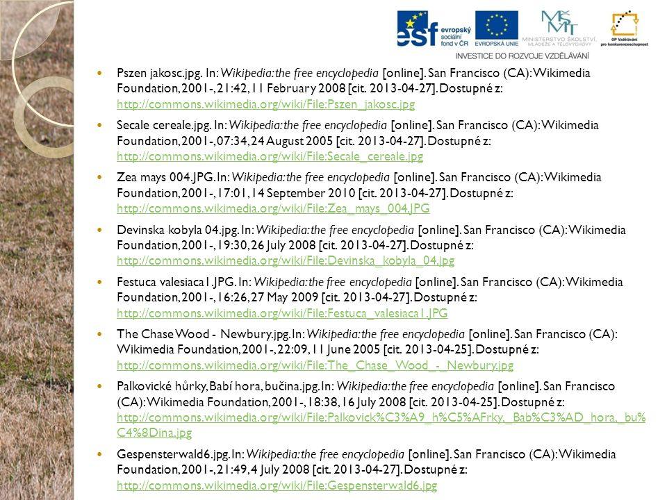 Pszen jakosc.jpg. In: Wikipedia: the free encyclopedia [online]. San Francisco (CA): Wikimedia Foundation, 2001-, 21:42, 11 February 2008 [cit. 2013-0