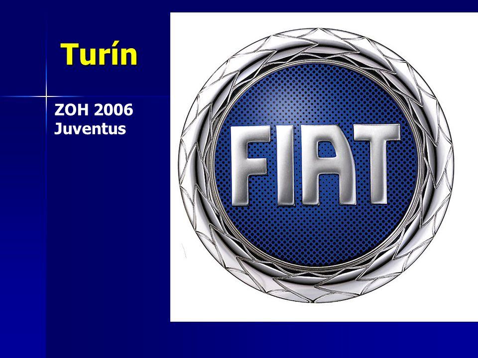 Turín ZOH 2006 Juventus