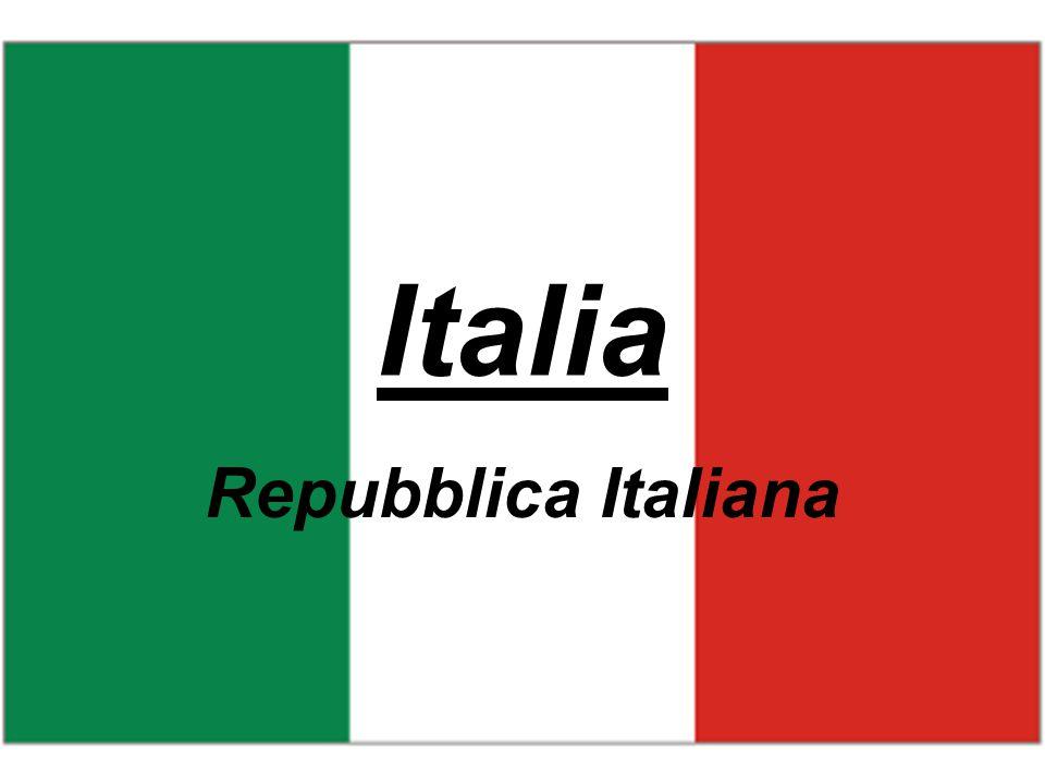 Italia Repubblica Italiana
