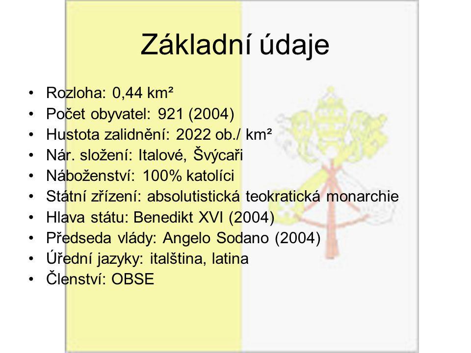 Základní údaje Rozloha: 0,44 km² Počet obyvatel: 921 (2004) Hustota zalidnění: 2022 ob./ km² Nár. složení: Italové, Švýcaři Náboženství: 100% katolíci