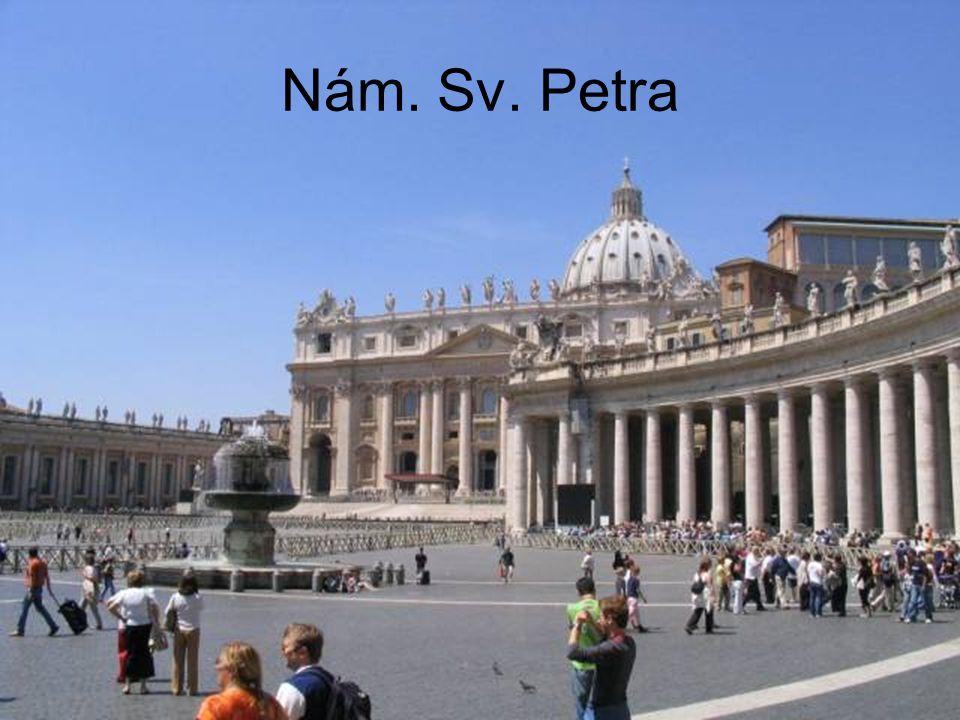 Nám. Sv. Petra