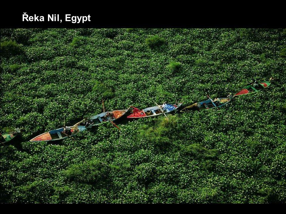 Řeka Nil, Egypt