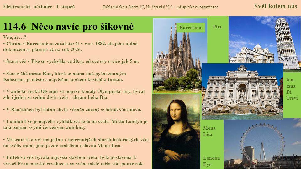 114.7 Switzerland Elektronická učebnice - I.