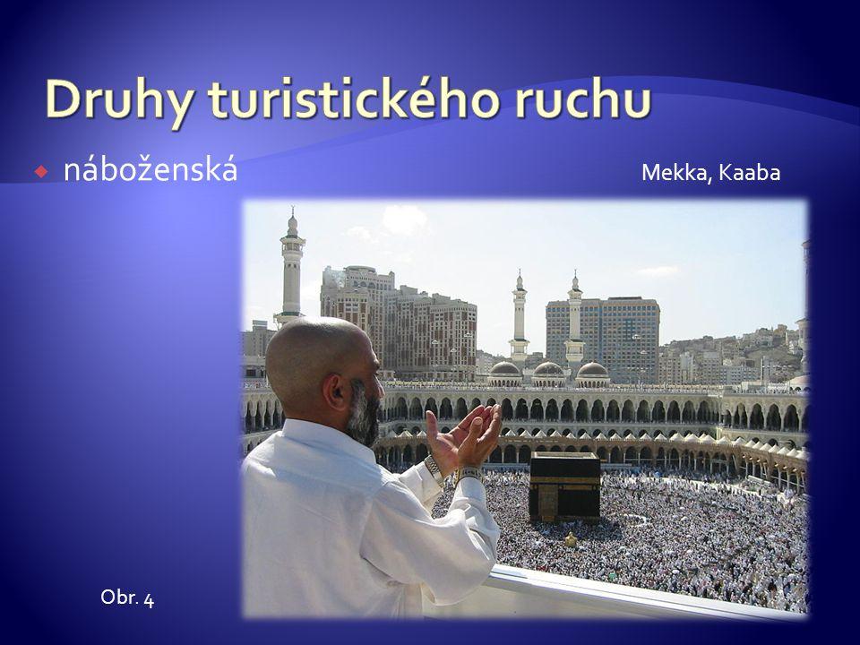  náboženská Mekka, Kaaba Obr. 4