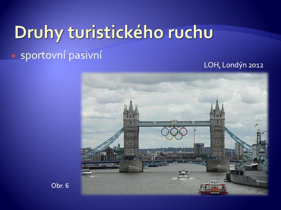  sportovní pasivní LOH, Londýn 2012 Obr. 6