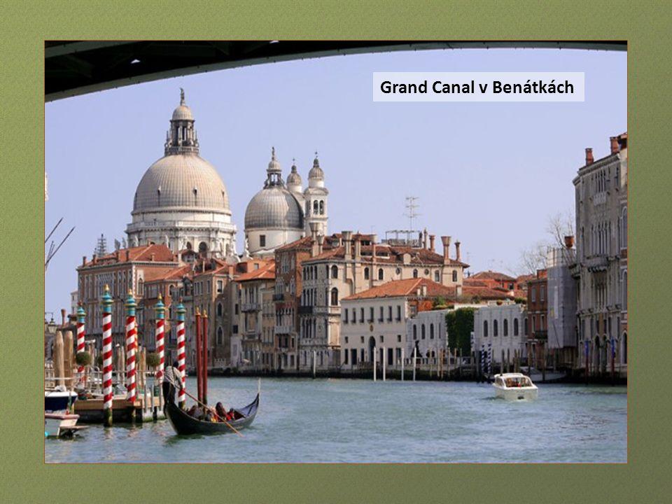 Katedrála svatého Marka v Benátkách