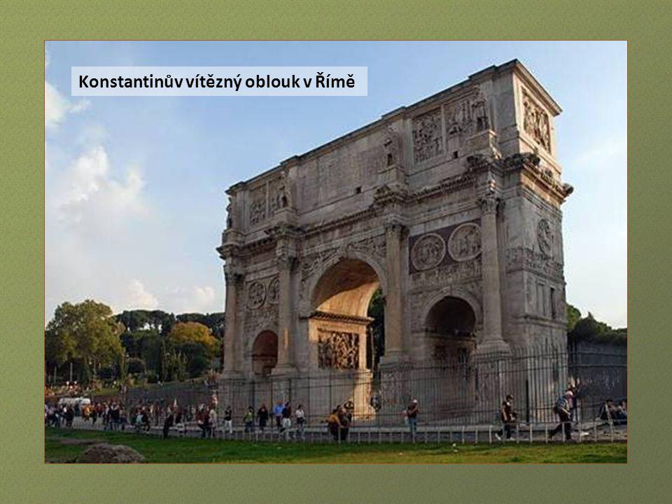 Hrad Nazzano v Římě