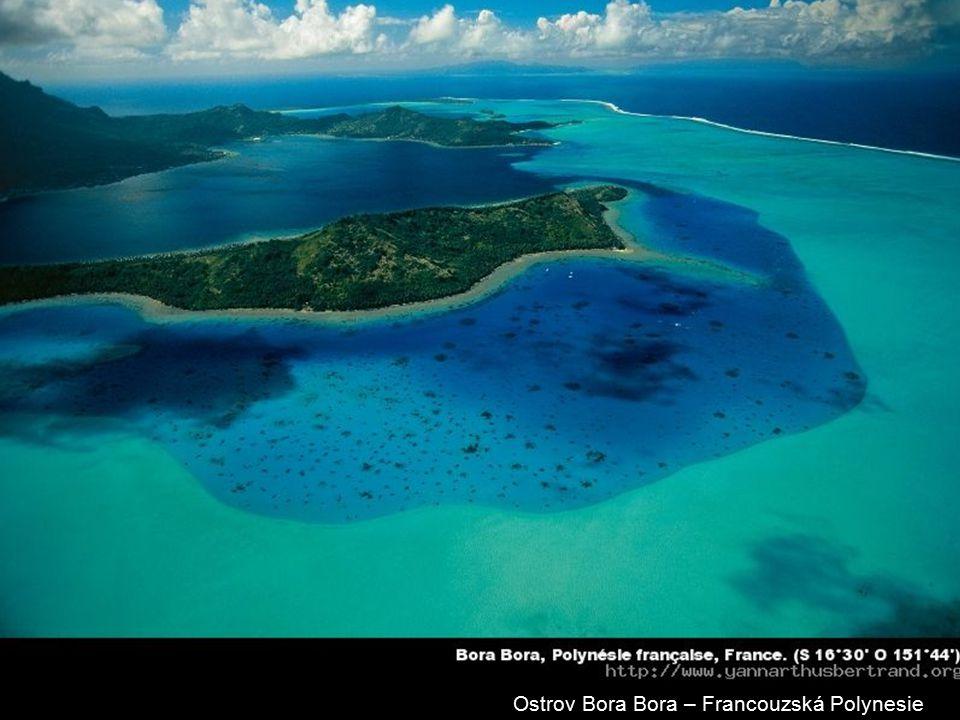 Ostrov Bora Bora – Francouzská Polynesie