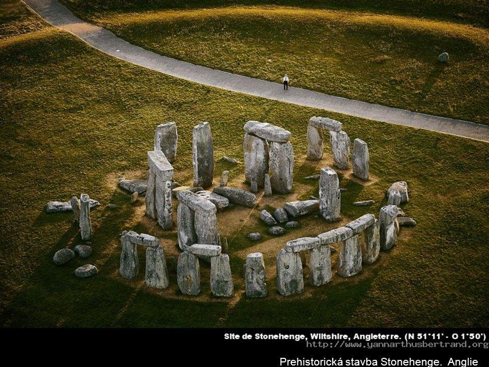 Údolí monumentů ve Valley. USA