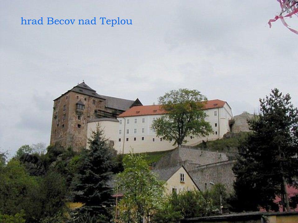 brana do zamku Zleby