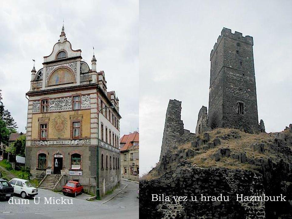 hrad Bezdez nedaleko Mlade Boleslavi