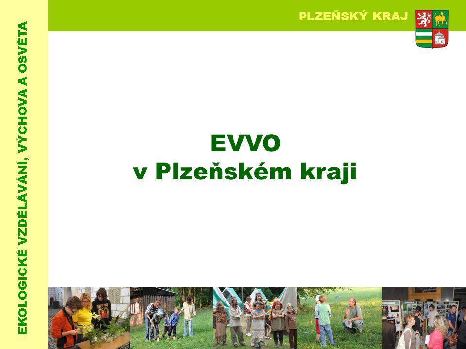 EKOLOGICKÉ VZDĚLÁVÁNÍ, VÝCHOVA A OSVĚTA PLZEŇSKÝ KRAJ EVVO v Plzeňském kraji