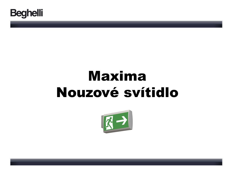 Maxima Nouzové svítidlo