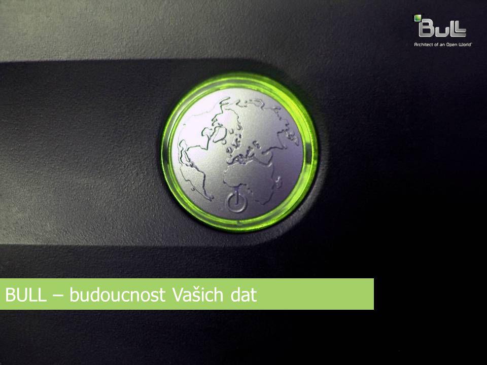 11 ©Bull, 2010 IDG StorageWorld 2010 BULL – budoucnost Vašich dat