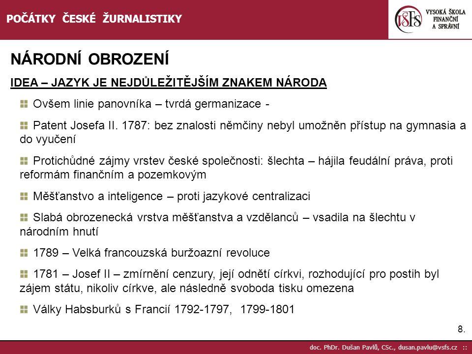 9.9.doc. PhDr.