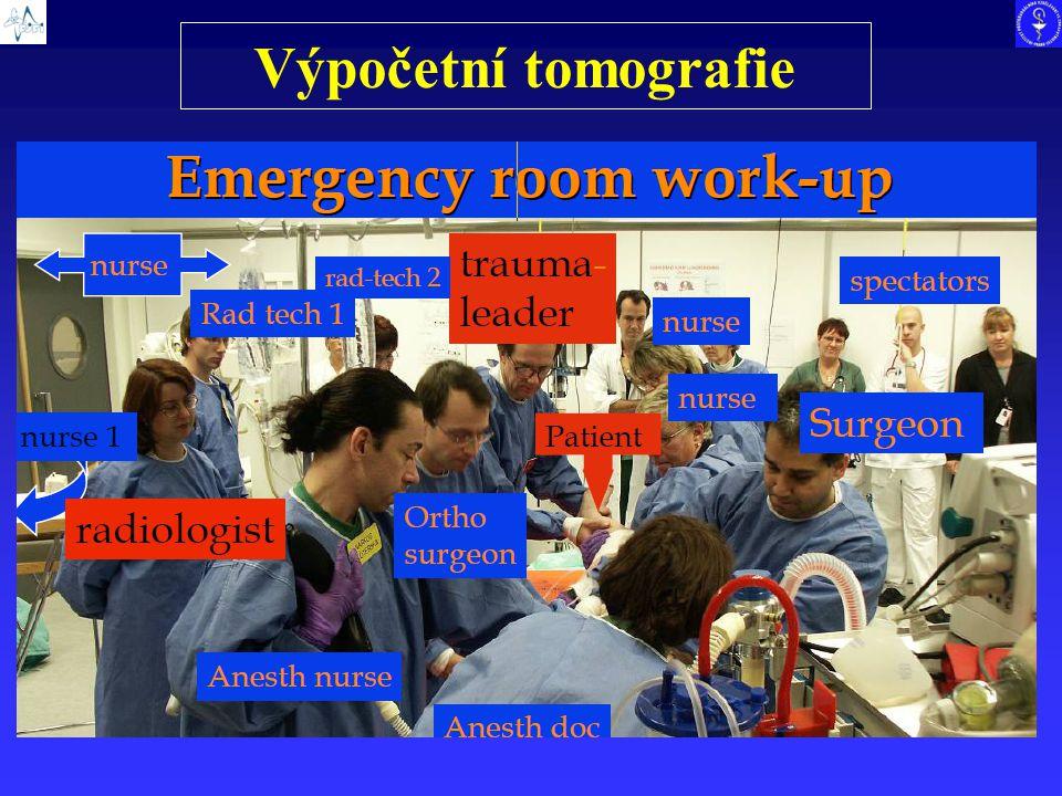 Výpočetní tomografie