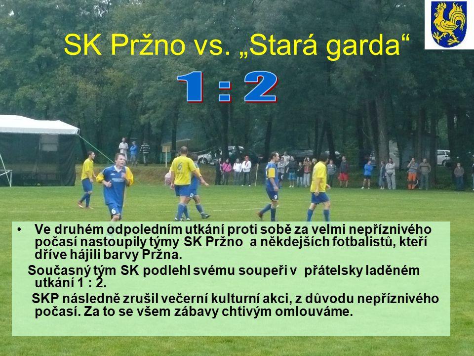 SK Pržno vs.