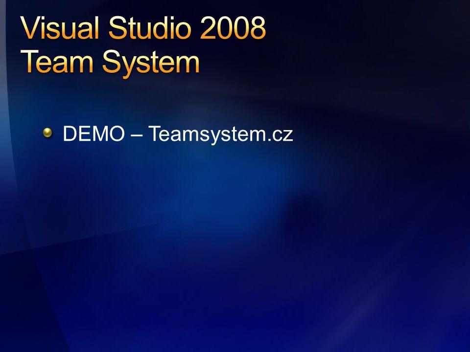 DEMO – Teamsystem.cz