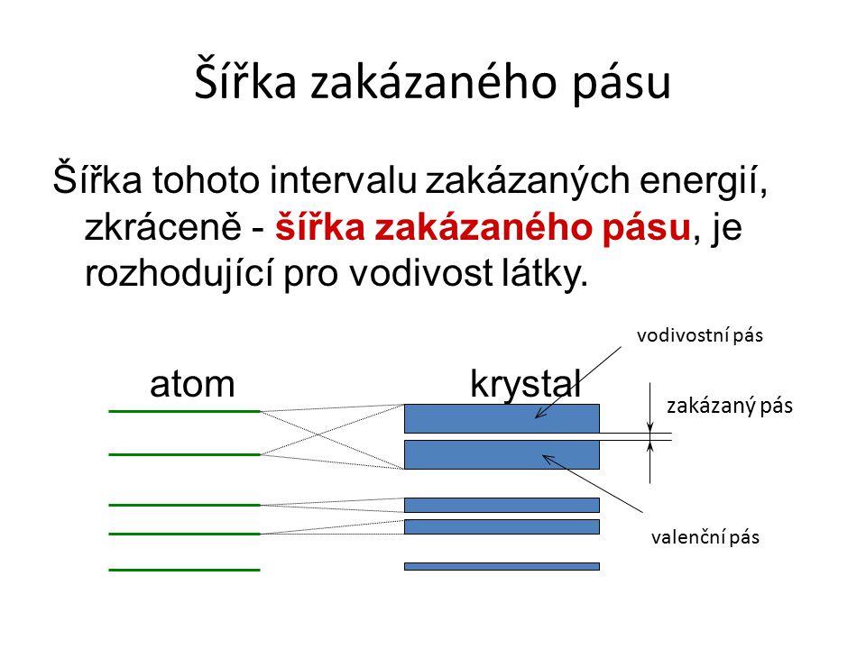 Výroba Polovodič jednoho typu vodivosti se obohatí příměsemi opačného typu vodivosti - rozhraní tohoto objemu a původního objemu pak tvoří PN přechod.