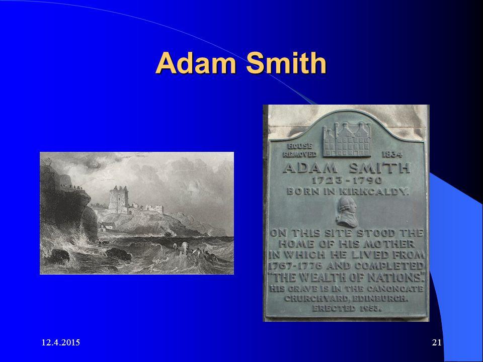 Adam Smith 12.4.201521